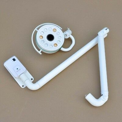 Wall Mount Type Shadowless LED Media Lamp Mobile Minor Surgery Light