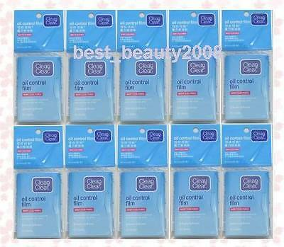 lot 600 Clean & and Clear Oil Control Film Blotting Paper Remove Excess Oil Dirt