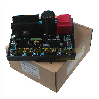 New Automatic Voltage Regulator AVR R438 For Leroy Somer Generator Fast Shipping