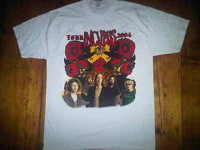 Incubus NEW XL A Crow Left of the Murder 2004 Tour Shirt