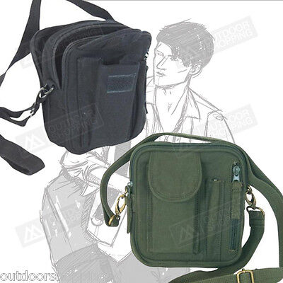 "Multi Zippered Pocket Deluxe Excursion Organizer Bag - Shoulder, 6.25"" x 7"" x 3"""