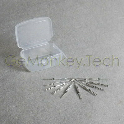 10PCS Reed Glass Magnetic Switches N/O N/C SPDT 300VDC 10W 3X20MM