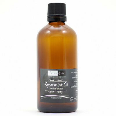 50ml Spearmint Essential Oil - 100% Pure, Certified & Natural - Aromatherapy