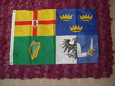 Irish 4 PROVINCES Flag 2x3 Ireland Republican Eire 1916 Erin 36 Counties bnip