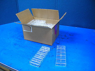 LOT of 2 Boxes of 20 poker chip trays (40 total trays)