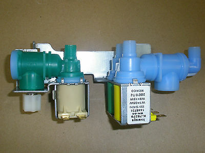 Electrolux Refrigerator Valve Water Triple 1448731