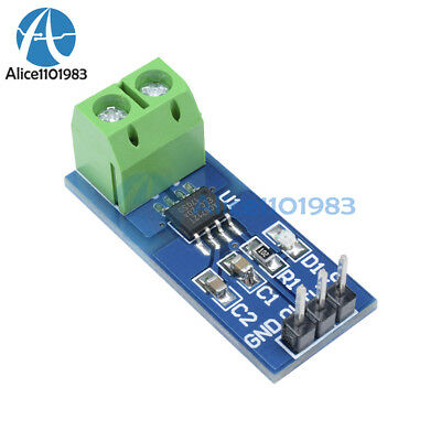 New design 20A range Current Sensor Module ACS712 Module Arduino module ACS712T