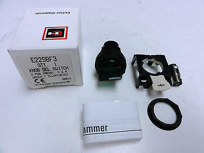 NEW Cutler-Hammer Selector Switch E22SBF3