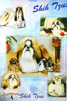 Shih Tzu Gift Wrapping Paper