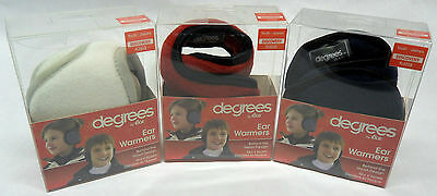 Youth Ear Warmers Disovery Fleece Degrees By 180s