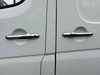 Chrome Stainless Steel Door Handle Cover 4pc Set for Mercedes Sprinter (2006 on)