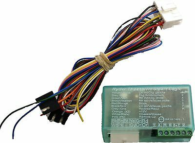 Ryder Smart Logic 7-Way Bypass Relay Towing Towbar Multi Plex 7 Core Tf2218/7H