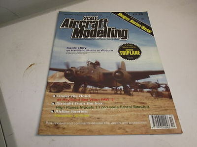 Scale Aircraft Modelling 1996 Oct - Boston / Havoc
