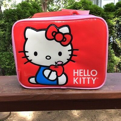 Hello Kitty Lunchbox-By Thermos Co.