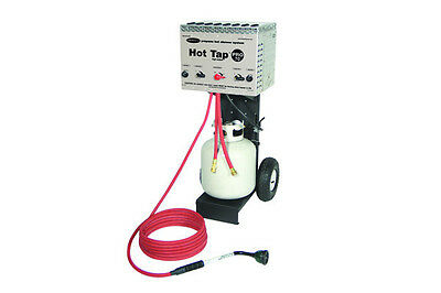 Zodi Hot Tap Pro 70 (MPN 5150) - Hazmat Military High Water Flow Portable Shower