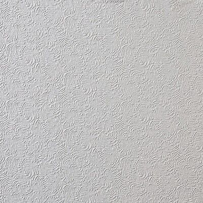 Textured Swirl Paintable Wallpaper by Brewster   P59004