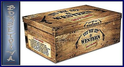 Westerns Dynamite 20 Dvd Collection  *brand New Dvd Boxset *