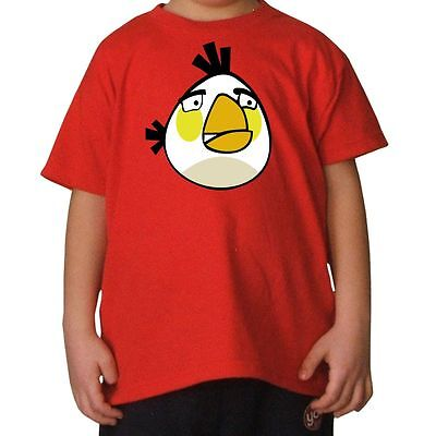 T-SHIRT BAMBINO ANGRY BIRDS 5 by SHIRTSERVICE