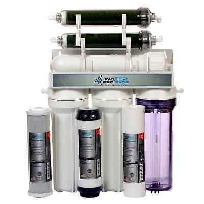 6 Stage Aquarium Reef Reverse Osmosis Water Filtration System (RO/DI)  | 100 GPD