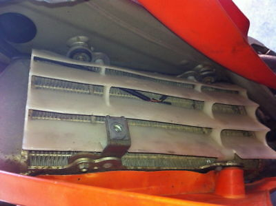 Radiator Guards Fins to suit KTM 450EXC 450 EXC 2005