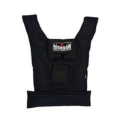 Weight Vest Cross Fit Cardio Training MMA Boxing 15KG NEW Strength Conditioning
