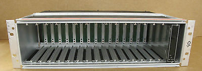 Aurora Communications Systems Chassis A110 / 3 &  A510 Amplifier