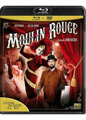 Combo Blu-Ray+ Dvd Moulin Rouge Edition Remasterisee  Neuf Direct Editeur