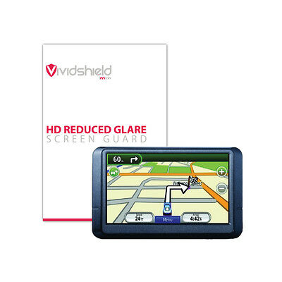 7 Inch Sat Nav / GPS HD Anti Glare Screen Protector - 6 Pack VividShield Guard