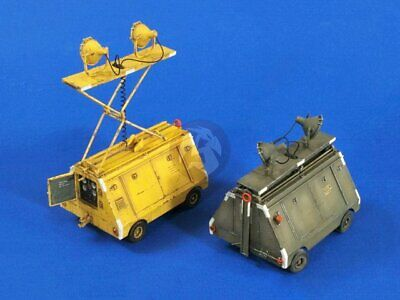 Verlinden 1/32 USAF Airbase NF-2D Portable Floodlight-Generator Cart (1 pc) 2750