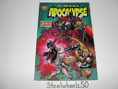 Tales from the Age of Apocalypse By The Light #1 Marvel Comics 1996 AoA X-Men