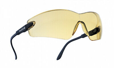 10 X BOLLE Viper Safety Glasses Specs Sport Cycling YELLOW Lens ... 969cc8460968