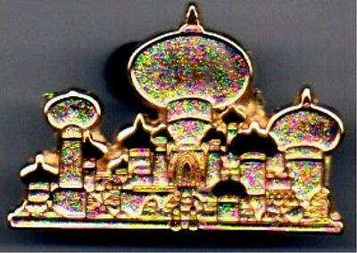 DISNEY PIN Pin 12293: WDW Cast Lanyard Series Jasmine's Palace 10 years old!
