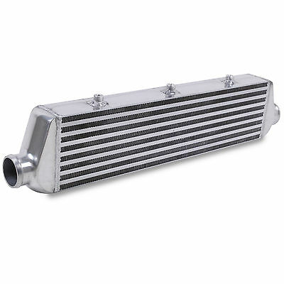 Alloy Turbo Front Mount Intercooler Core Fmic For Vw Golf Bora Lupo Polo Gti Vr6