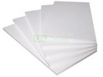 Polystyrene Foam Sheets Sheeting Boards EPS70 SDN Insulation CHOOSE SIZE + QTY