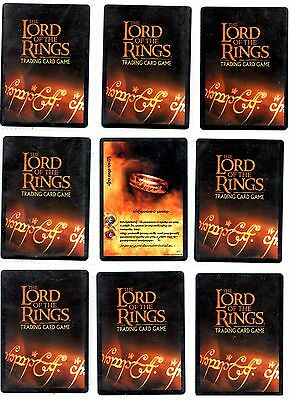 Lord of the Rings CCG Siege of Gondor Rare LotR SoG TCG