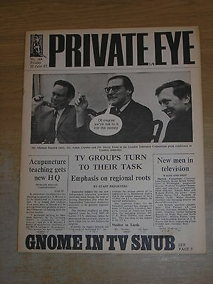Private Eye  No 144 Friday 23 June 1967