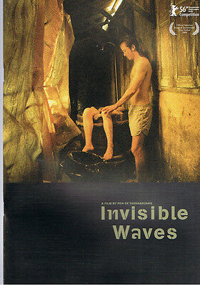 Pressemappe Ausland - Invisible Waves