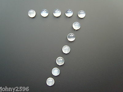 7mm loose moonstone cabochon £2 each.