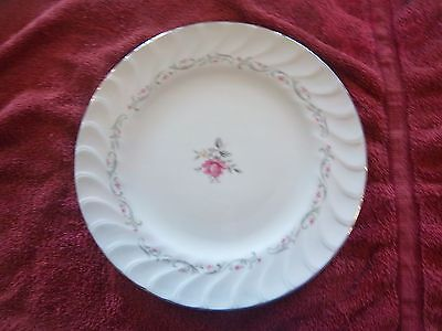 "MSI FINE CHINA OF JAPAN ROYAL SWIRL 10 1/4"" DINNER PLATE"