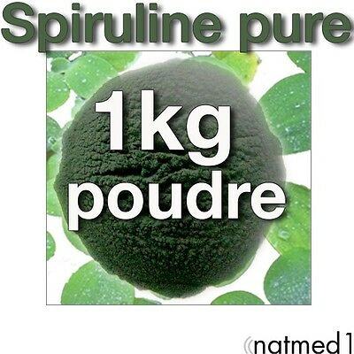 spiruline poudre eur 13 99 picclick fr. Black Bedroom Furniture Sets. Home Design Ideas