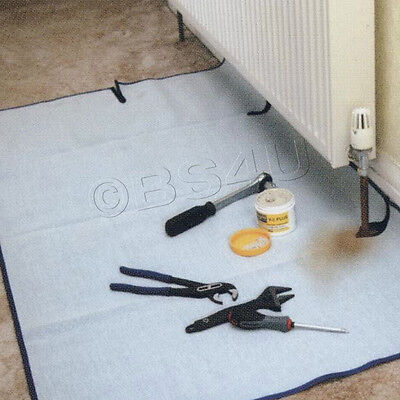 Plumbers And Heating Engineers Protective Mat