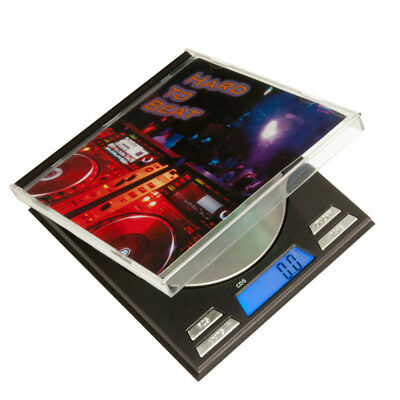 0.1g X 500g DIGITAL POCKET CD SCALES ON BALANCE JEWELLERY SCALES FREE
