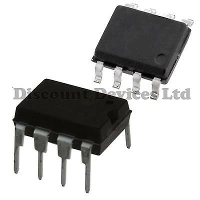 24C02 24C04 24C08 24C16 24C32 24C64 DIP-8 SO-8 Serial I²C Bus EEPROM