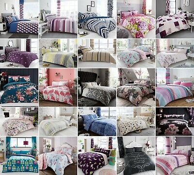 Duvet Quilt Cover Bedroom Bedding Sets Single Double King With Pillowcase Gaveno