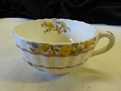 "Vintage Copeland Spode England China Tea Cup. ""Buttercup."""