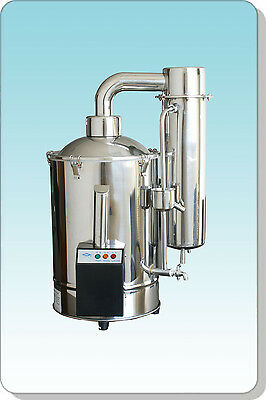 Auto-Control Electric Water Distiller, Water Distilling Machine, 10L/h