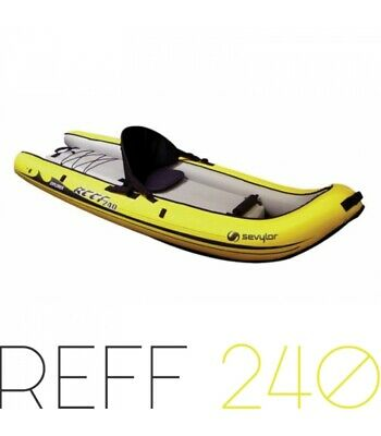Kayak Gonflable Reef 240 Sevylor Neuf.