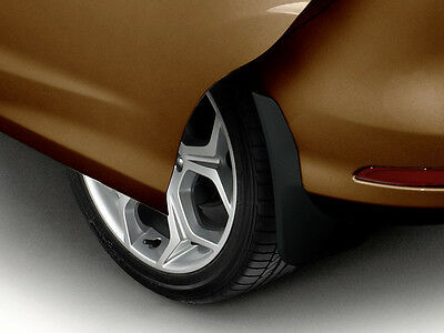 Ford B-Max Front and Rear Mudflaps