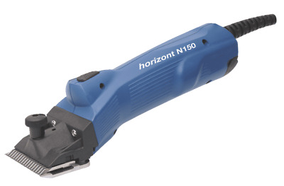 Horizont N150 electric heavy duty 150W horse equestrian clippers £150 off RRP!