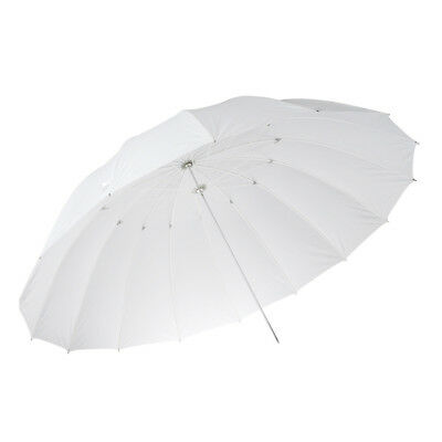"180cm 71"" Super Large Translucent White Pro Studio Umbrella Mega Brolly Quality"